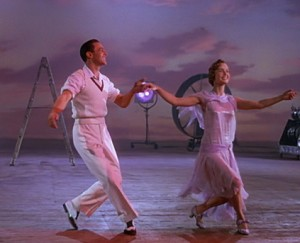 """""""You Were Meant for Me"""" from Singin' in the Rain"""