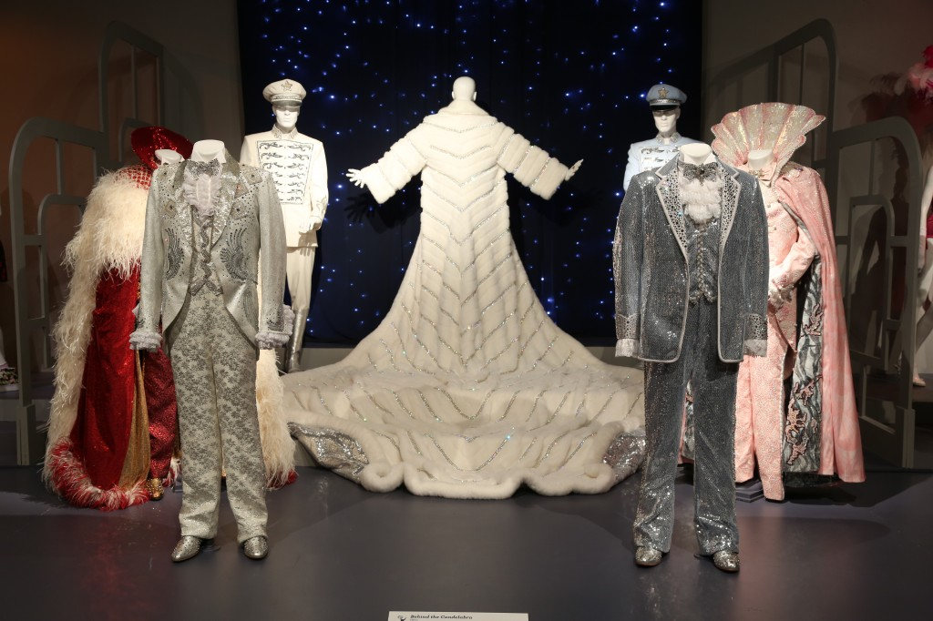 The over-the-top costume magic of Behind the Candelabra (photo by Alex J. BerlinerABImages, courtesy of FIDM Museum)