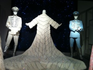The 75-lb. coat from Behind the Candelabra (photo by Brianne Gillen)
