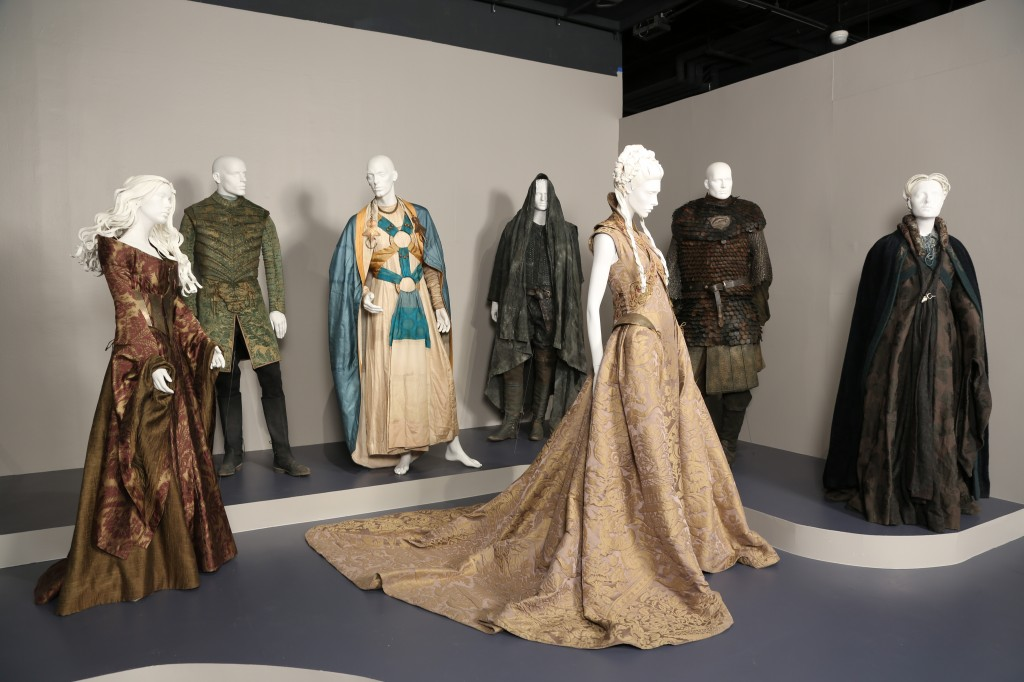 The interesting blend of styles on Game of Thrones (photo by Brandon Clark/ABImages, courtesy of FIDM Museum)