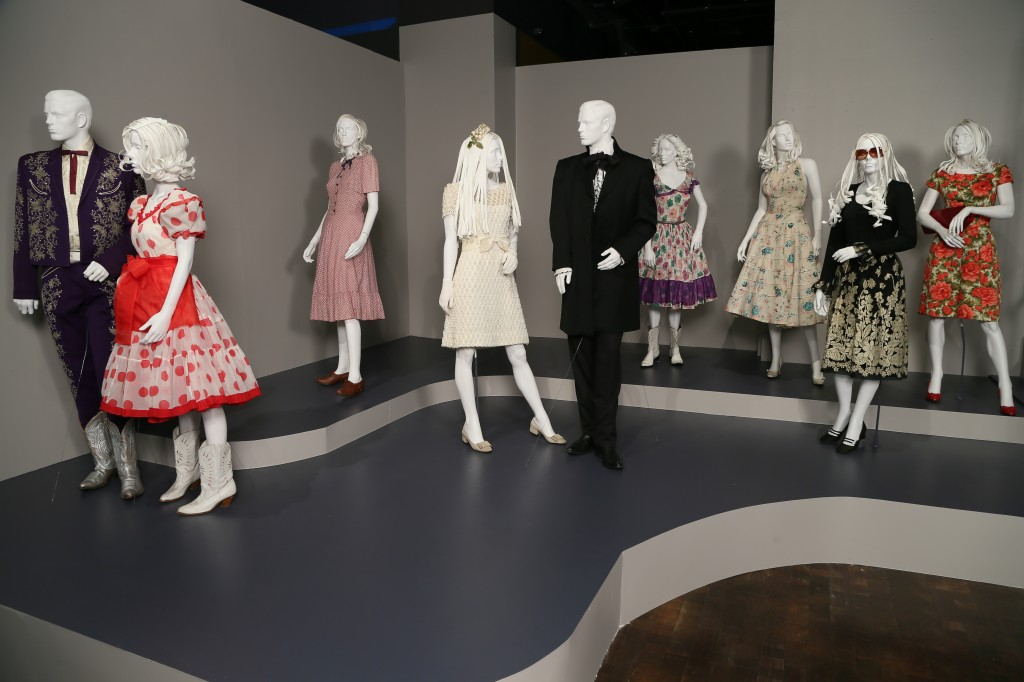 A sampling of the vintage pieces from Ring of Fire (photo by Alex J. Berliner/ABImages, courtesy of FIDM Museum)