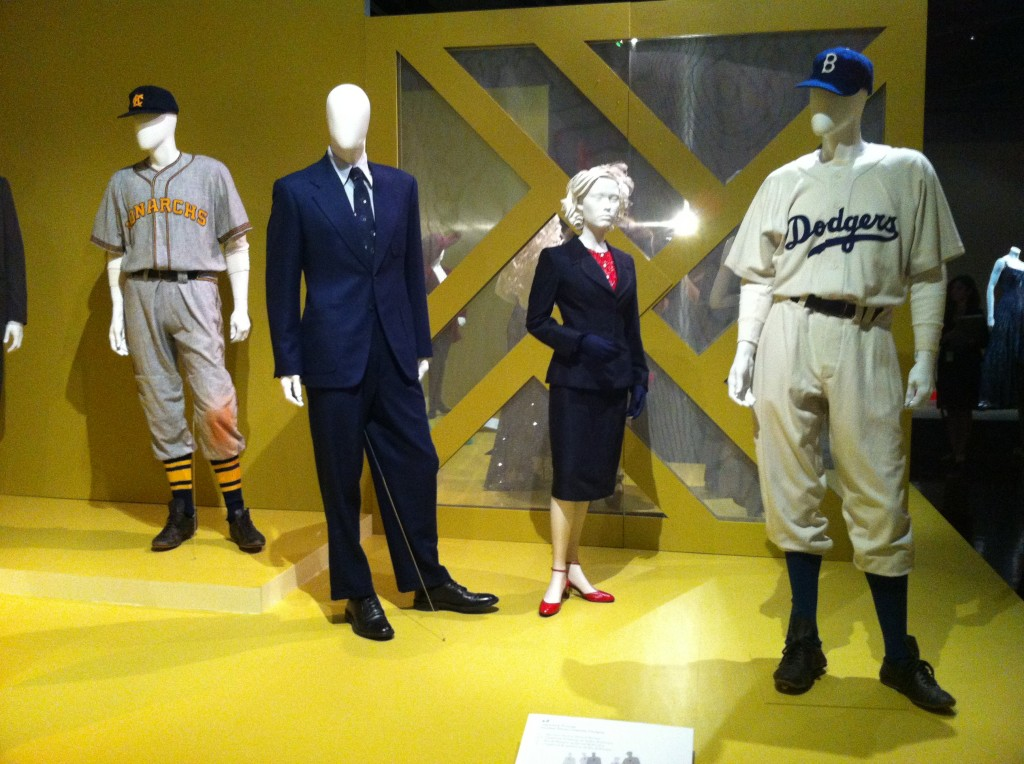 Costumes from 42 (photo by Brianne Gillen)