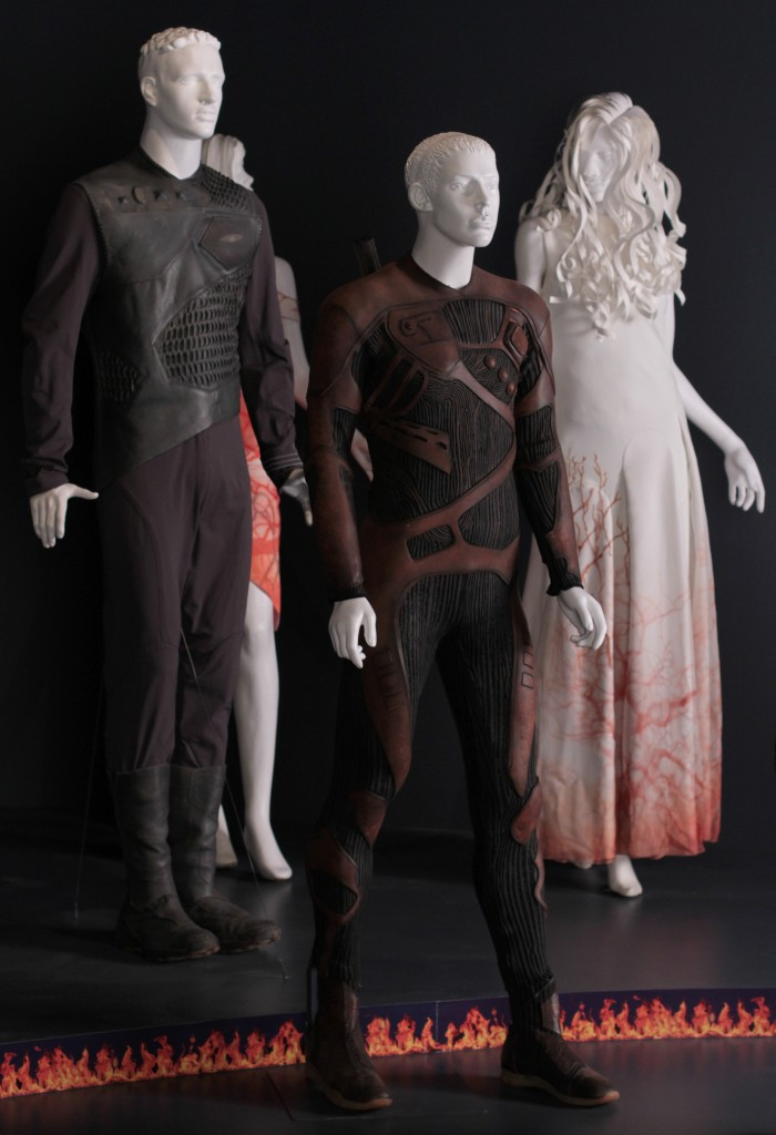 Costumes from After Earth (photo by ABImages, courtesy of FIDM Museum)