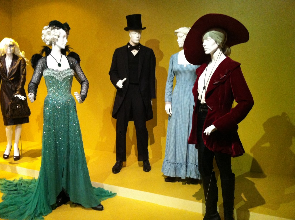The bright color palette from Oz the Great & Powerful (photo by Brianne Gillen)