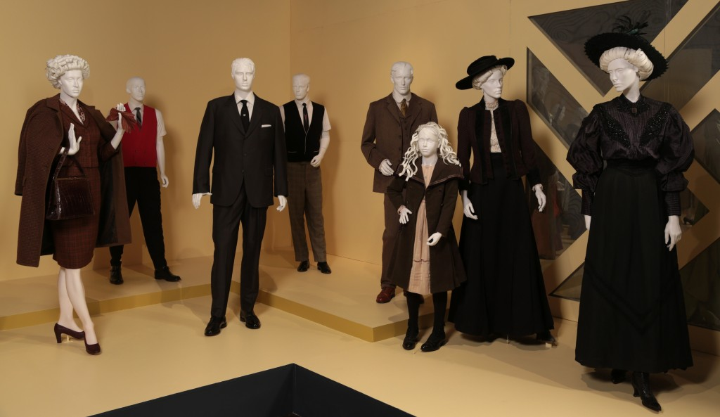 Costumes from Saving Mr. Banks (photo by ABImages, courtesy of FIDM Museum)