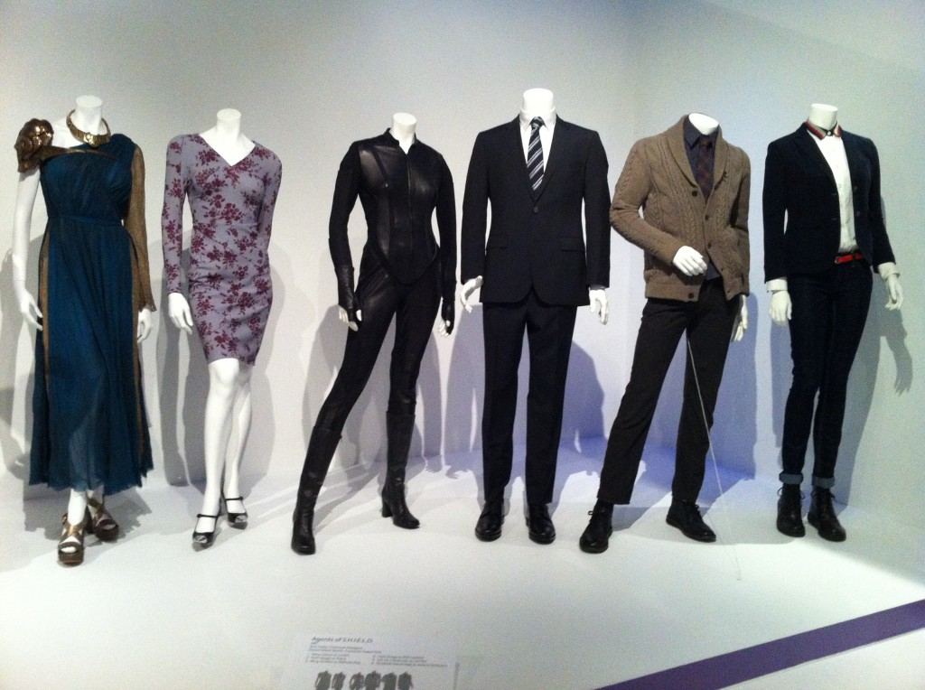 Ann Foley's diverse costumes from Agents of S.H.I.E.L.D.