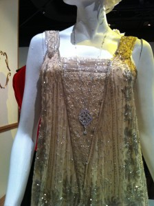Stunning beadwork detail & jewelry from Downton Abbey