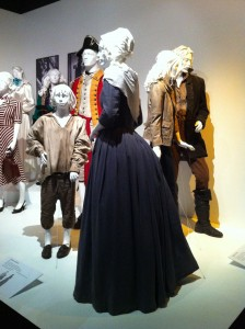 Modern & historical costumes from Sleepy Hollow
