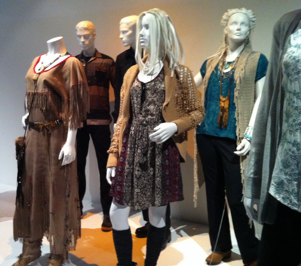 Alonzo Wilson's contemporary & Native American designs for The Red Road